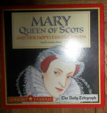 AUDIO CD - HORRIBLY FAMOUS - MARY QUEEN OF SCOTS - NEWSPAPER PROMOTION