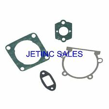 GASKET SET Fits STIHL FS120 FS200 FS250  w/ OIL SEALS