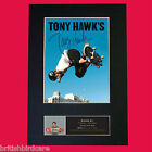 TONY HAWKS Signed Autograph Mounted Photo Repro A4 Print 497