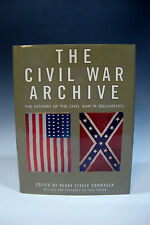 The Civil War Archive The History of the Civil War in Documents Hardcover -Hab.2