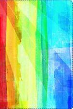 RVR 1960 Biblia de Estudio Arco Iris, Multicolor Símil Piel (2015, Imitation...