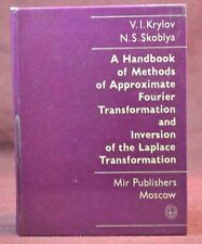 Handbook Fourier & Inversion of Laplace Transformation Krylov MIR Moscow 1977