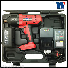 "Werkzeug - 1/2"" 982 Nm, 18V Cordless Impact Wrench - Li-ON Battery Pro - 4021"