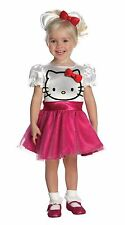 Hello Kitty Toddler Costume TuTu Halloween Dress 2T