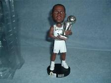 "MALIK ROSE Bobblehead 2003 SPURS 9"" Champions Legend Court Forever Collectibles"
