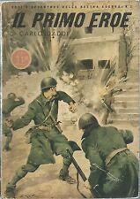 Daddi -  Il Primo Eroe Novissima 1942 Molino WWII