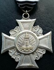 ✚7211✚ German WW1 Kyffhauser Bund Warrior League Service Cross II. Class