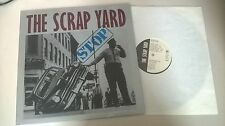 LP Punk The Scrap Yard - Stop (12 Song) BIG NOISE REC