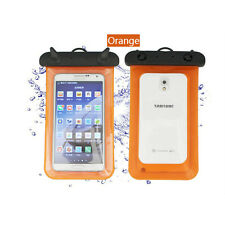 Swim Drift Waterproof Underwater Pouch Dry Bag Cover Case Cell Phone iphone Rope