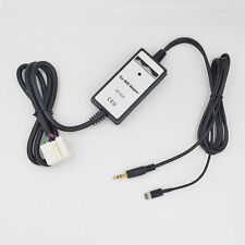New Honda iPhone 5,6 Charging 3.5MM Aux MP3 Interface Adapter for Accord Civic
