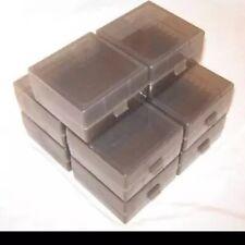 BERRYS AMMO BOX (1) One SMOKE GREY 41 Mag 44 Spl/Mag 45 Colt 100 round MPN 007