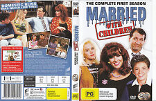 Married With Children-1987/1997-TV Series USA-Complete First Season-2 Disc-DVD