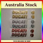 Ducati 3D Sticker Decal Badge Emblem Logo Bike ATV Quad Motorcycle Fuel Tank Pit