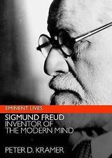 Freud: Inventor of the Modern Mind by Peter D Kramer (Hardback)