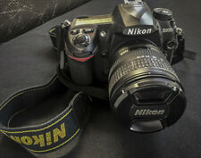 Nikon D200 Digital Camera and Nikkor DX Lens kit