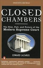 Edward Lazarus - Closed Chambers (2012) - Used - Trade Paper (Paperback)