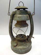 Vintage Used Embury MFG Air Pilot Kerosene Tubular Barn Lantern Body Lamp Parts