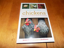 THE JOY OF KEEPING CHICKENS Chicken Poultry Egg Eggs Raising Hatching Book NEW