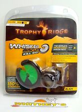 Trophy Ridge Whisker Biscuit Kill Shot Medium - Black and Green -  AWB503M