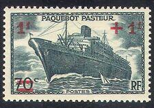FRANCIA 1941 Navi/Barche/Nautica/MAGGIORAZIONE 1v (n23274)