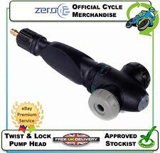 Nouveau véritable zéro 12 Vélo Pompes remplacement twin valve tête de pompe Cycle Gamme