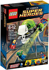 LEGO 76040 DC Comics Super Héroes Superman Brainiac Attack  NUEVO / NEW