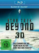 3D Blu-ray * STAR TREK BEYOND - CHRIS PINE 3 D + 2D # NEU OVP +