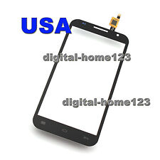 New Touch Screen Digitizer For BLU Studio 5.5 K D710 Black US