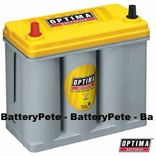 OPTIMA Battery YELLOWTOP 8071-167 Honda Civic S2000 Mirage Battery New