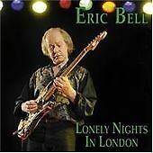CD - Lonely Nights In London - Eric Bell (2010)  New & sealed - THIN LIZZY