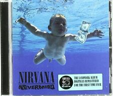 Nirvana - Nevermind (20th Anniversary Remaster) NEW CD