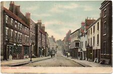 P.C Church Street Ashbourne Derby Derbyshire Good Condition P U 1907