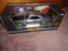 ERTL RARE CHASE BRUSHED CHROME 1969 69 DODGE SUPER BEE 440 6 PACK 1/2500 MUSCLE