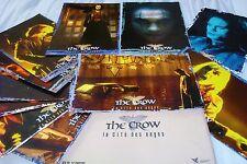 THE CROW II la cite des anges ! Iggy Pop  jeu 12 photos cinema lobby cards