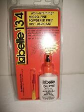 Labelle #134 Powdered PTFE  Dry Lubricant  Bob The Train Guy