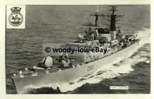 na1515 - Royal Navy Warship -  HMS Exeter - photograph