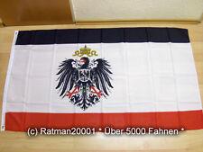 Fahnen Flagge Deutsches Kaiserreich 1871 - 90 x 150 cm