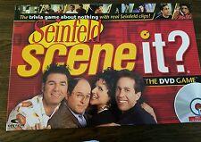 2008 Seinfeld Scene It Board Game by Mattel