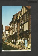 Dennis Colour Postcard The Shambles York