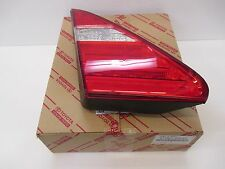 LEXUS OEM FACTORY DRIVERS SIDE INNER TAIL LAMP LENS 2004-2006 LS430 81591-50050