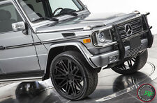 "24"" Wheels For Mercedes Benz G Wagon G500 G550 G55 G63 24x10 Inch RF24 Rims Set"