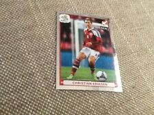 #221 Christian Eriksen Denmark Panini Euro 2012 PLATINUM EDITION sticker Ajax