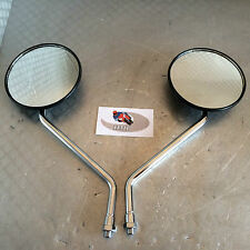 YAMAHA YB100 PAIR OF REPLACEMENT MIRRORS 1973 - 1989