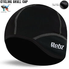Cycling Skull Cap Under Helmet Roubaix Stretch Thermal Cycle Motorbike One Size