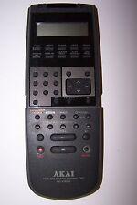 AKAI  VCR REMOTE CONTROL RC-V302E