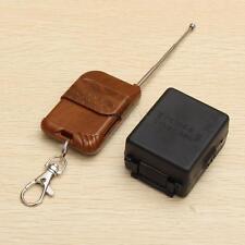 100M DC 12V 10A 2CH Wireless RF Controllo Remoto Interruttore +Modulo Ricevitore