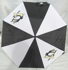 NHL NWT TRAVEL UMBRELLA - PITTSBURGH PENGUINS