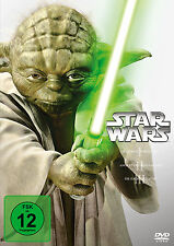 Star Wars Trilogie - Episode I-III, 3 DVD (2013)