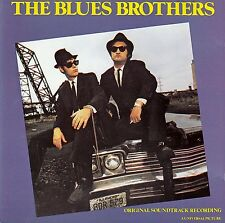 THE BLUES BROTHERS - ORIGINAL SOUNDTRACK RECORDING / CD (WEA INTERNATIONAL 1986)