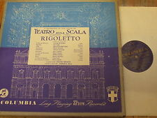 33CXS 1324 33CX 1325-6 Verdi Rigoletto / Callas etc. B/G 3 LP box